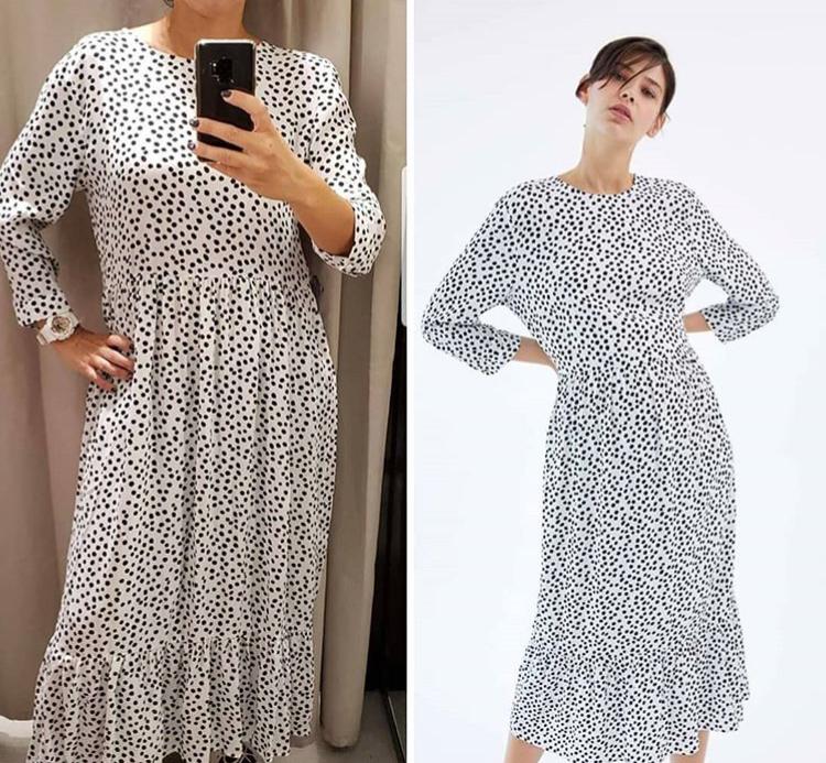 the best attitude 20c56 19922 Vestito Estate 2019: tutti pazzi per l'abito firmato Zara