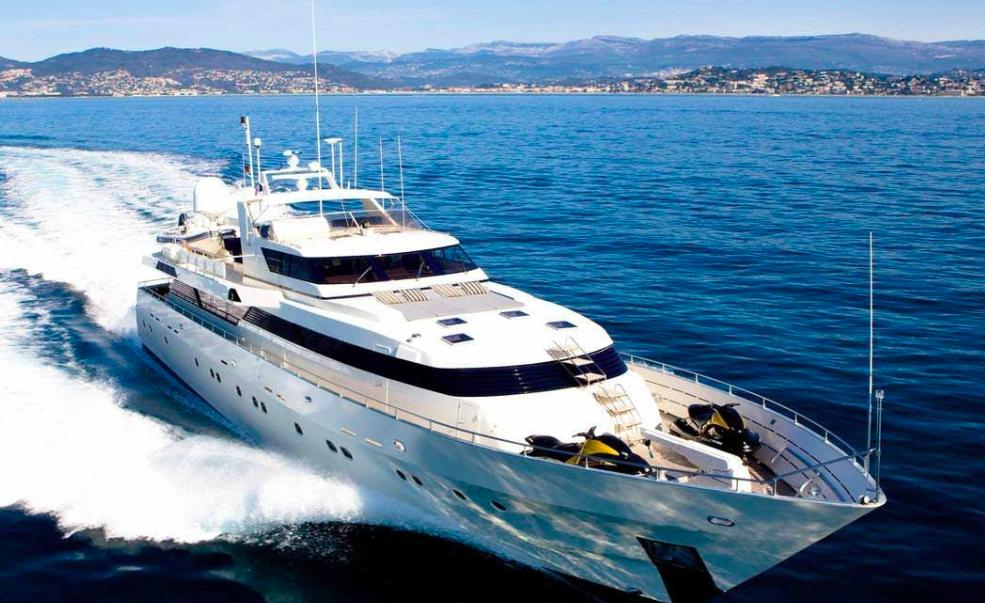 I migliori yacht al mondo