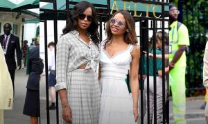 Wimbledon 2019: da Megan Markle a Sienna Miller, scende in campo la moda più chic