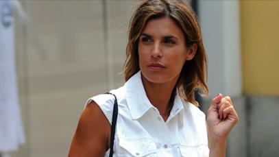 Elisabetta Canalis ci insegna il look perfetto per lo shopping
