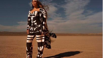 Beyoncé ha indossato le scarpe create da uno studente italiano