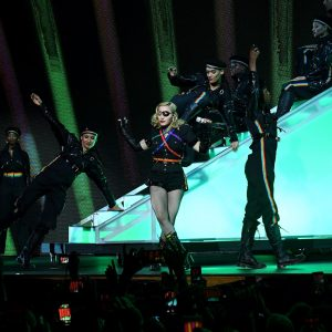 Madonna si esibisce al 50° anniversario del World Pride di New York
