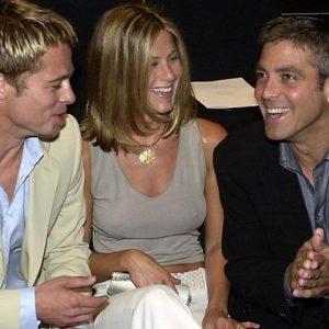 George Clooney ha un piano segreto per far tornare insieme Brad e Jennifer