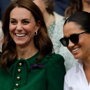 Kate Middleton vs Meghan Markle: una battaglia a colpi di stile