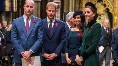 William e Kate vs Harry e Meghan: un nuovo capitolo della faida