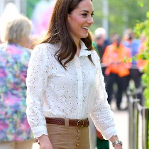 Kate Middleton e la sua nuova ossessione in fatto di vestiti