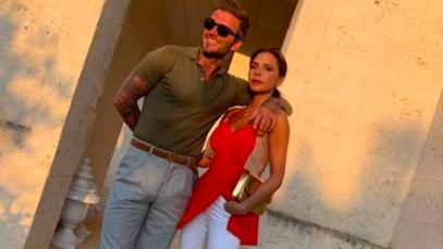 David e Victoria Beckham in Puglia: mozzarella di bufala amore mio!