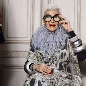 Iris Apfel: quando l'età è davvero solo un numero