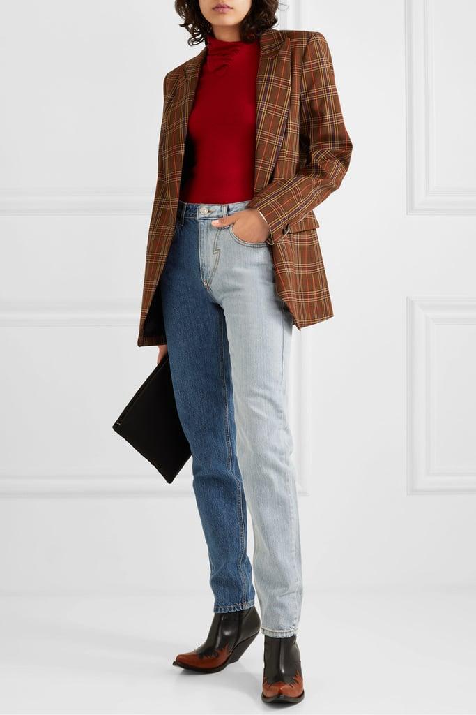 17 paia di jeans che ti faranno amare l'autunno nonostante la pioggia