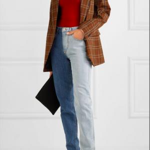 10 paia di jeans che ti faranno amare l'autunno nonostante la pioggia