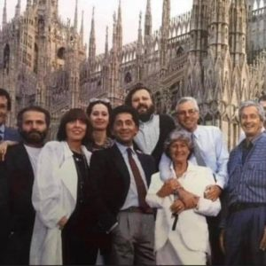 Da Ferré a Krizia: tutti i big della moda italiana in uno scatto del 1985