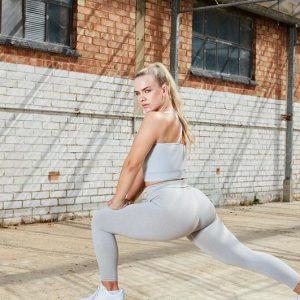 Grace Beverly lancia Shreddy: la perfetta app per il fitness