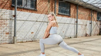 Grace Beverly lancia Shreddy: la perfetta app per il fitness
