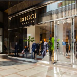 Boggi Milano festeggia gli 80 anni e rinnova il negozio più storico del brand