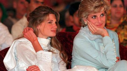 Kate Middleton copia il look di Lady Diana in una tappa del tour reale in Pakistan