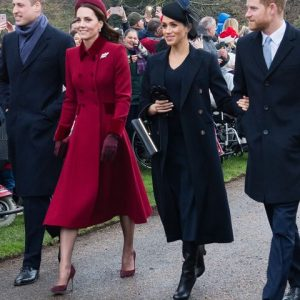 Harry e Meghan, William e Kate: un motivo per riunirsi nonostante le faide