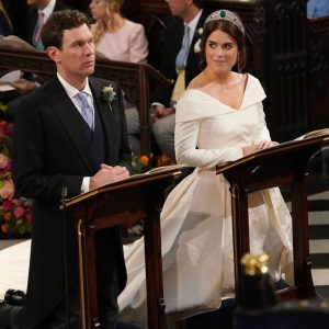 La principessa Eugenia dedica un romantico video al marito Jack Brooksbank