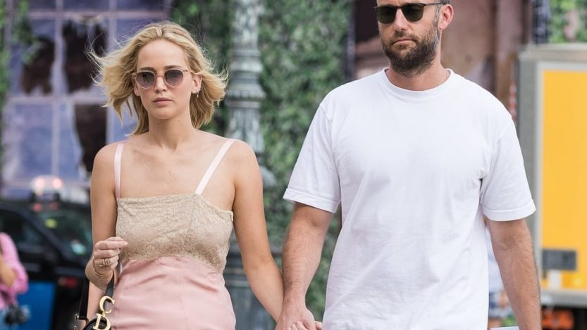 Jennifer Lawrence: matrimonio in arrivo e splendido diamante smeraldo