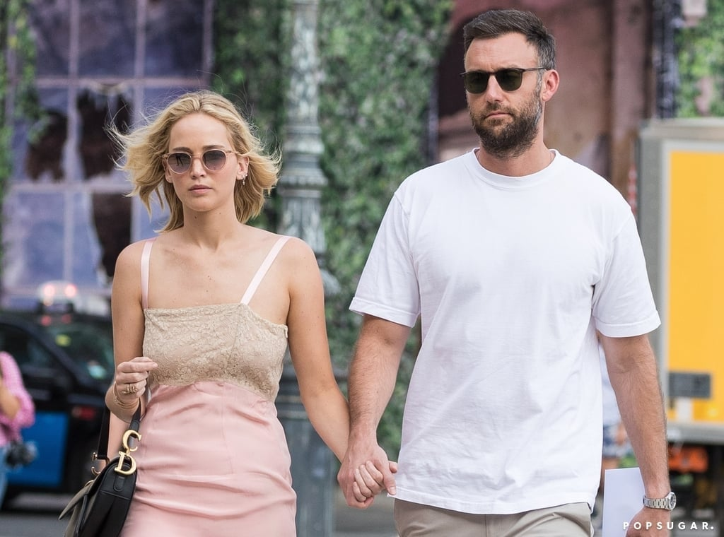 Jennifer Lawrence: matrimonio in arrivo e splendido diamante smeraldo