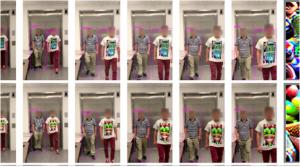 La T-shirt intelligente che protegge la tua privacy e ti rende invisibile