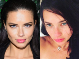 Da Adriana Lima alle giovani Kylie Jenner e Gigi Hadid: 14 star senza trucco