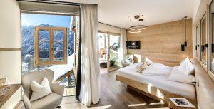 Mercatini di Natale 2019 Una camera in legno del Family Resort Sonnwies