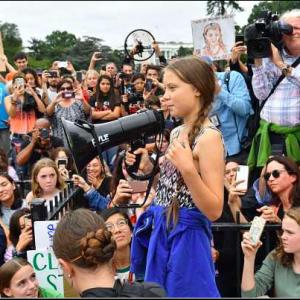 Greta Thunberg: la 16enne è stata nominata persona dell'anno dalla rivista Time