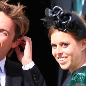 Nozze Principessa Beatrice e Edoardo Mapelli Pozzi: tutti i dettagli del matrimonio