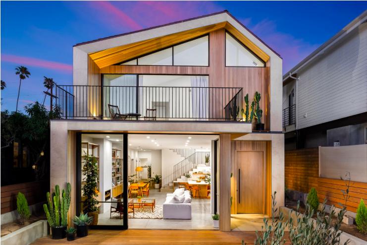 Case di lusso in legno le pi belle sono moderne e di design for Belle case moderne