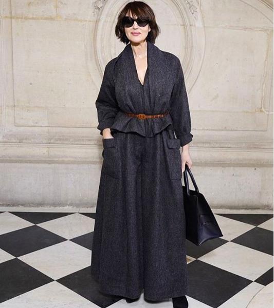 Monica Bellucci Instagram look 2020: da Dior by Maria Grazia Chiuri a Alexandre Vauthier