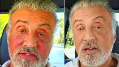 Sylvester Stallone oggi: i suoi capelli diventano argento, addio alla tinta nera