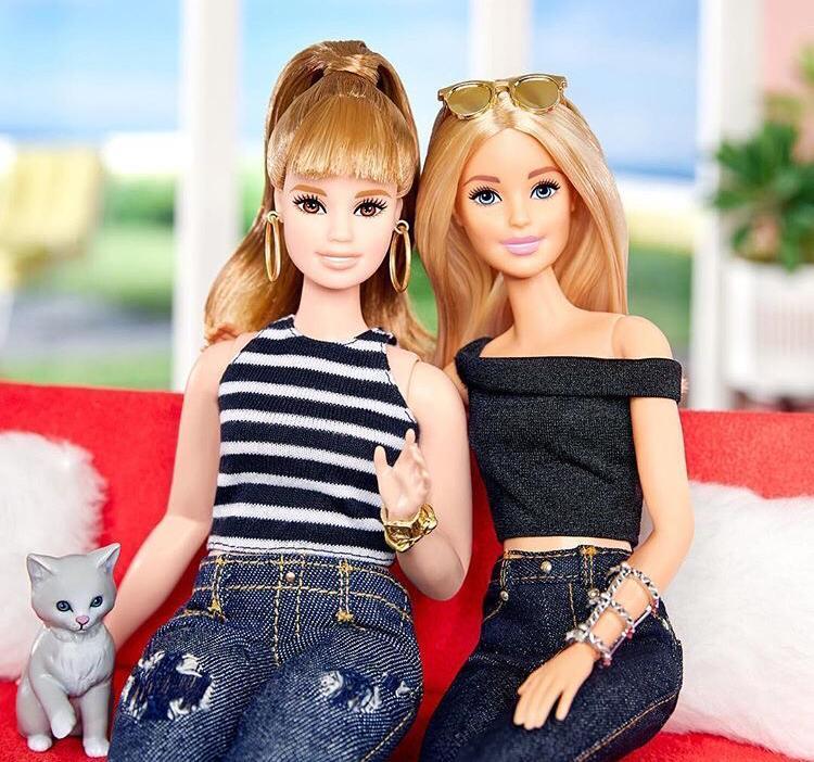 L'evoluzione del mondo Barbie: la diversità è bellezza