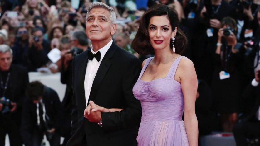 Amal e George