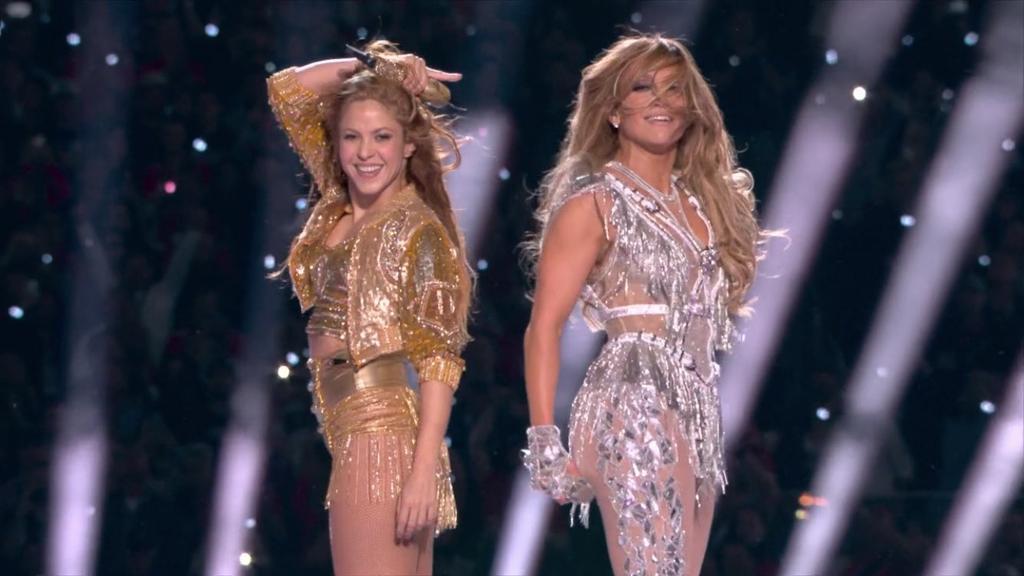 JLo Shakira