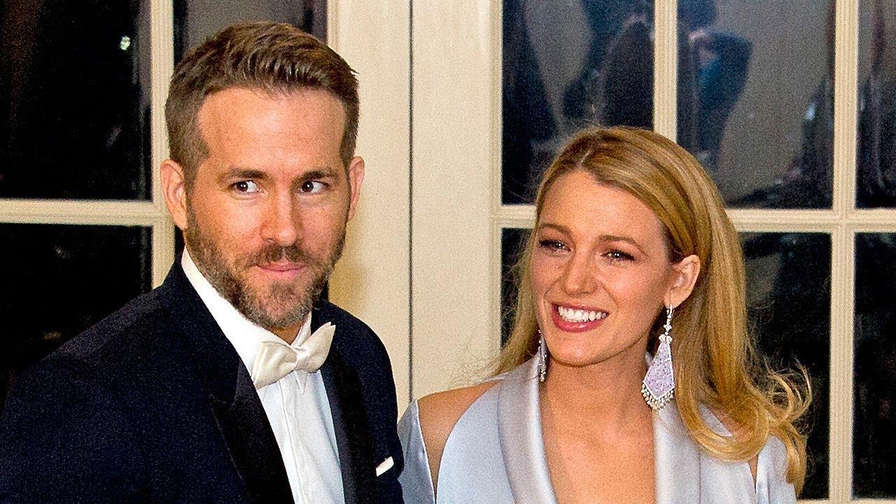 Ryan Reynolds e Blake