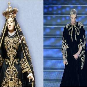 Achille Lauro Sanremo: sarà voluto il riferimento alla Madonna addolorata di San Severo?
