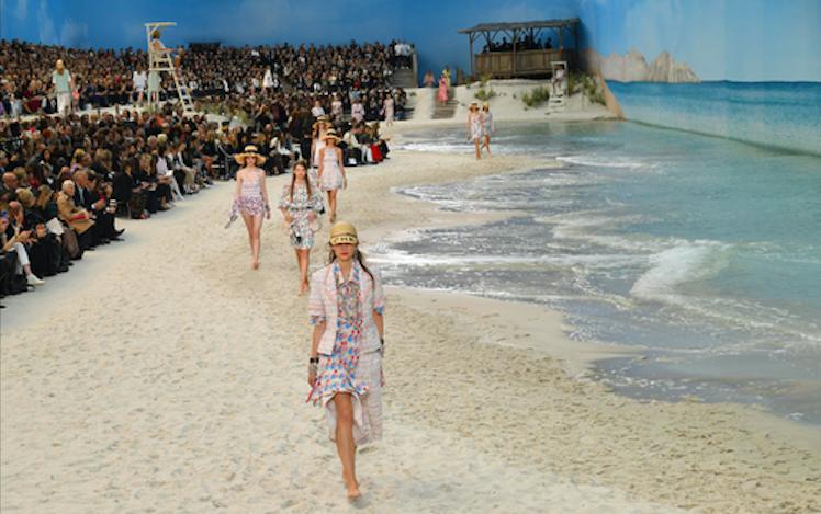 Le collezioni più belle di Karl Lagerfeld per Chanel