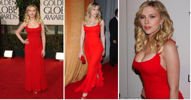 Scarlett Johansson Valentino