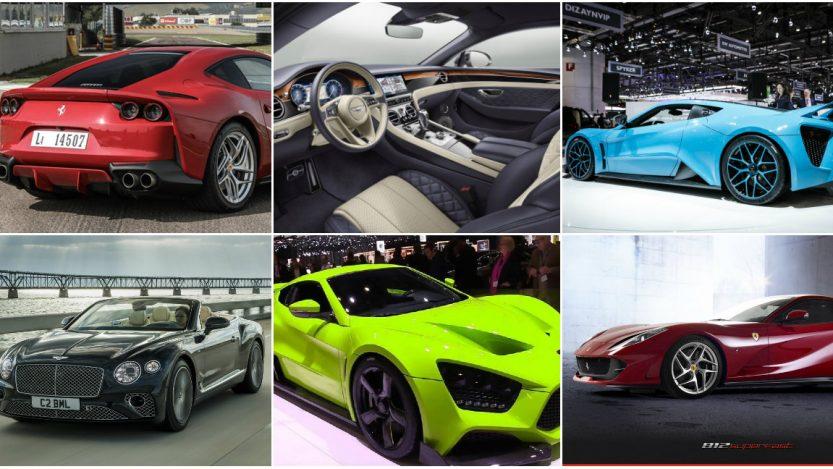 Auto più lussuose al mondo