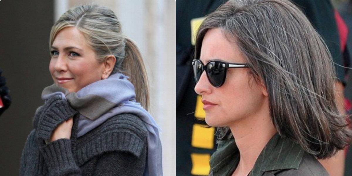 Jennifer Aniston e Penelope Cruz