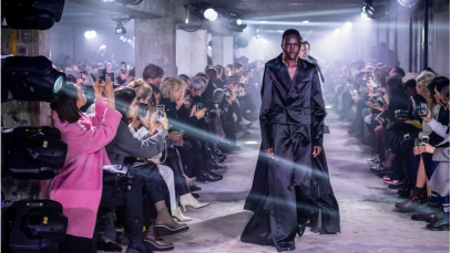 Parigi Fashion Week 2020: smoking rivisitati e Kanye West femminista