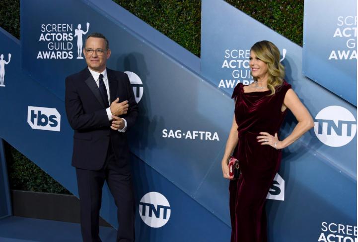 Coronavirus vip: Tom Hanks e Rita Wilson dimessi dall'ospedale, ancora infetti?