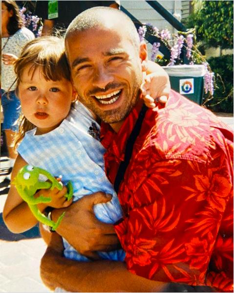 Aurora Ramazzotti Instagram: la commovente dedica a papà Eros