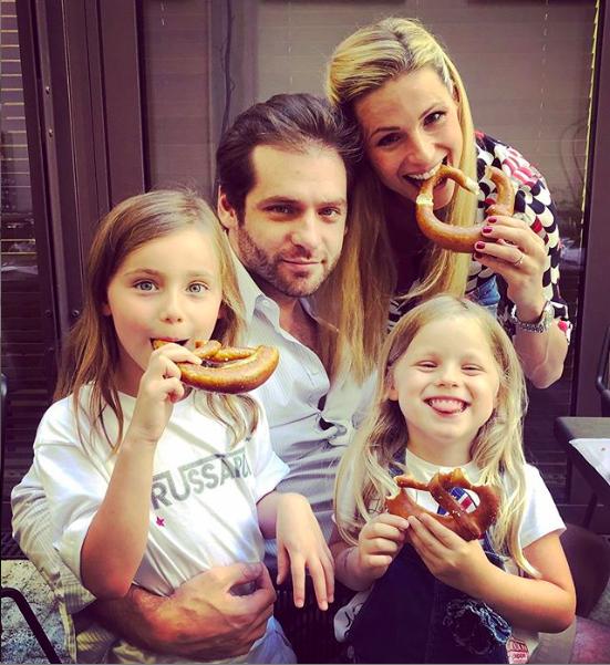Michelle Hunziker Instagram, la nostalgica dedica alla mamma