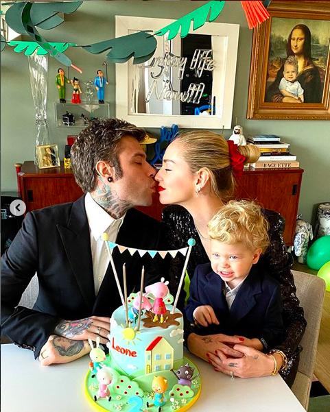 Chiara Ferragni Instagram: «Leone ogni tanto ho paura per il tuo futuro»