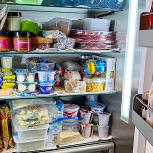 Chiara Ferragni e Fedez Instagram: cosa c'è nel frigo dei Ferragnez?