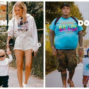 Fedez e Chiara Ferragni post Instagram: grassi e felici dopo la quarantena