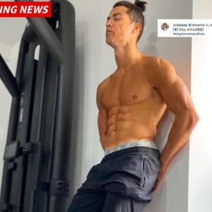 Cristiano Ronaldo Instagram: quarantena, senso civico e addominali