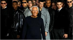 Giorgio Armani, post Coronavirus: come si vestiranno le persone