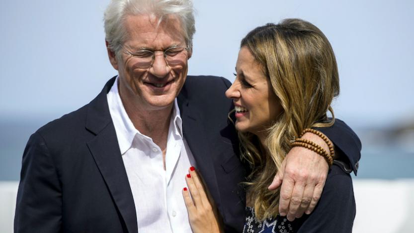 Richard Gere papà a 70 anni: l'età è solo un numero per chi ha il tempo di contare